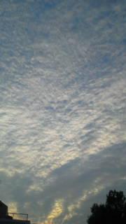きれいだよ、空
